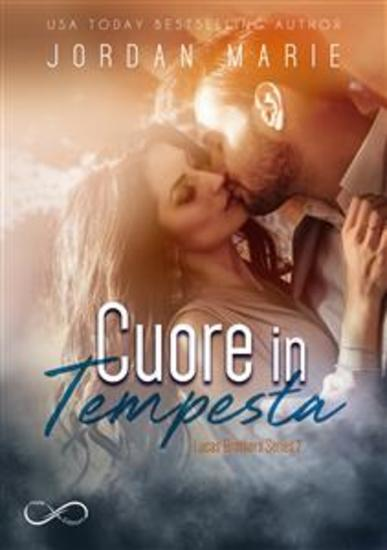Cuore in tempesta (Lucas Brother Series 2) - cover