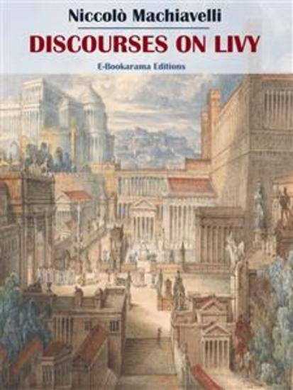 Discourses on Livy - cover