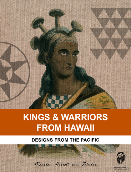 Kings & Warriors from Hawaii - Designs from the Pacific - cover