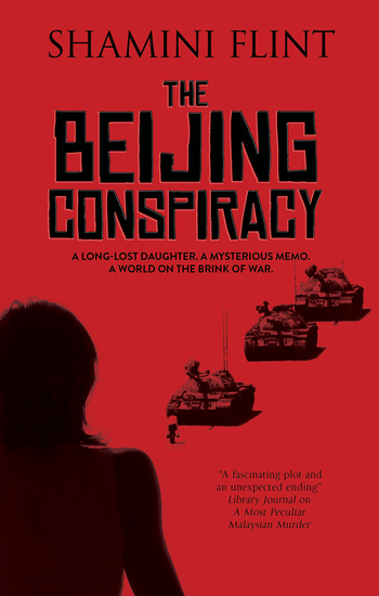 The Beijing Conspiracy - cover