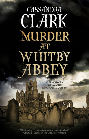 Murder at Whitby Abbey - cover