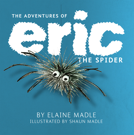 The Adventures of Eric The Spider - cover
