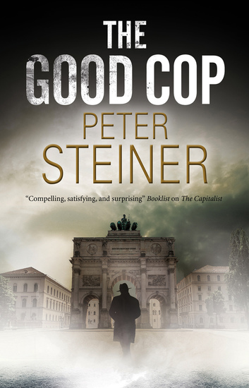 The Good Cop - cover