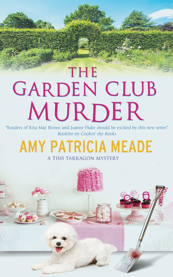 The Garden Club Murder - cover