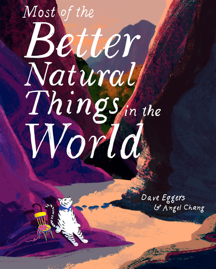 Most of the Better Natural Things in the World - cover