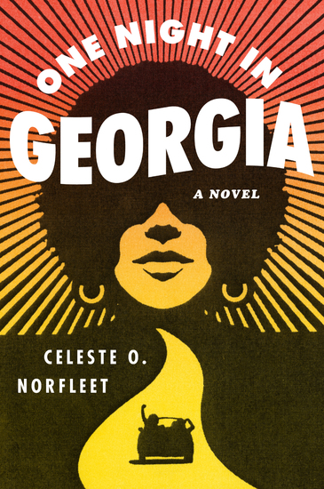 One Night in Georgia - A Novel - cover