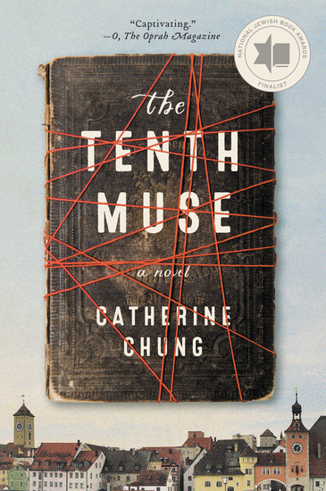 The Tenth Muse - A Novel - cover