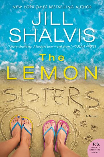 The Lemon Sisters - A Novel - cover
