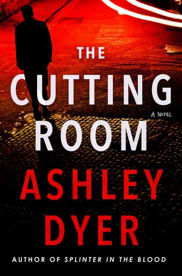 The Cutting Room - A Novel - cover