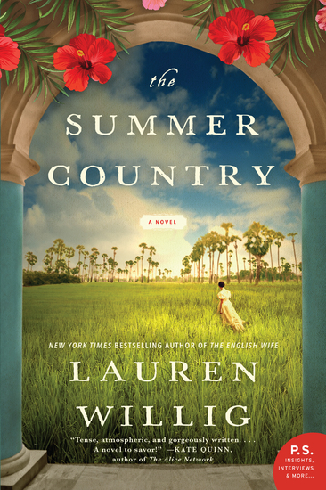 The Summer Country - A Novel - cover