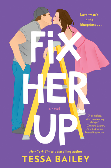 Fix Her Up - A Novel - cover