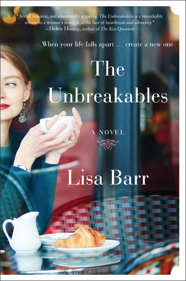 The Unbreakables - A Novel - cover