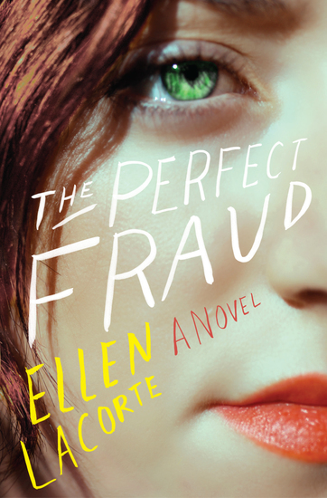 The Perfect Fraud - A Novel - cover