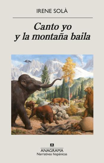 Canto yo y la montaña baila - cover