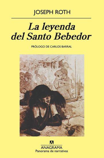 La leyenda del Santo Bebedor - cover