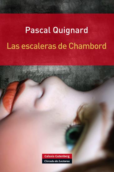 Las escaleras de Chambord - cover