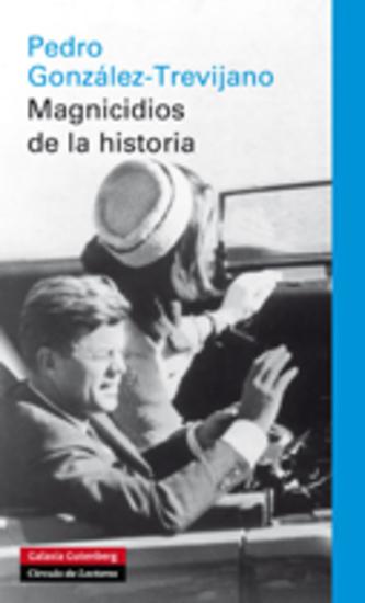 Magnicidios de la historia - cover