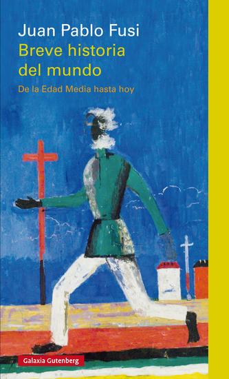 Breve historia del mundo - cover