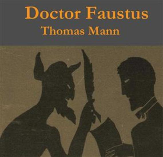 Doctor Faustus - cover