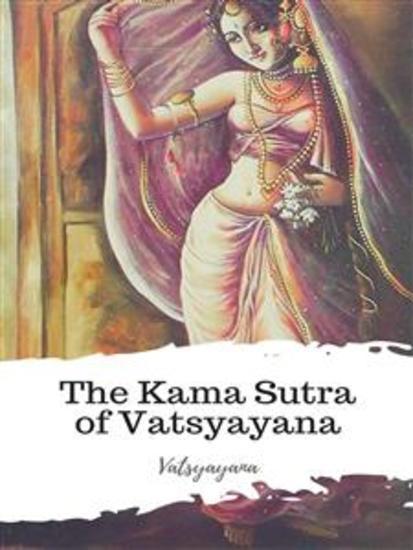 The Kama Sutra of Vatsyayana - cover