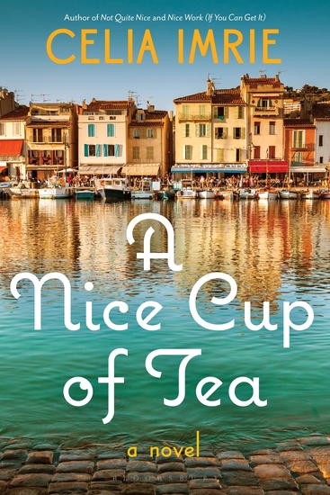 A Nice Cup of Tea - cover