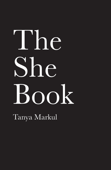 The She Book - cover