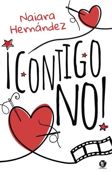 ¡Contigo no! - cover