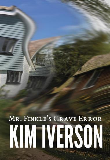 Mr Finkle's Grave Error - cover
