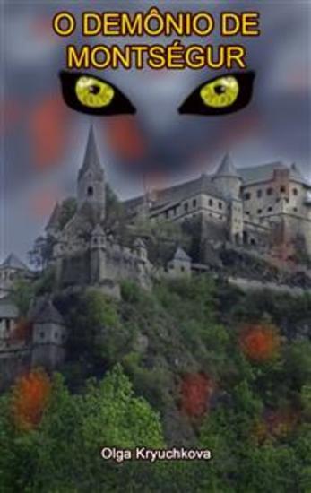 O Demônio De Montségur - cover