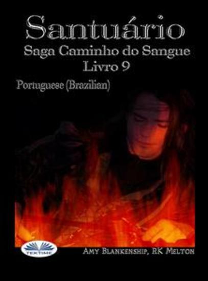 Santuário - Saga Caminho Do Sangue Livro 9 - cover