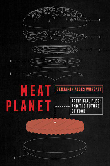 Meat Planet - Artificial Flesh and the Future of Food - cover