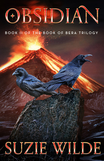 Obsidian - Book II of The Book of Bera trilogy - cover