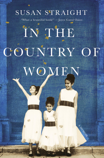 In the Country of Women - A Memoir - cover