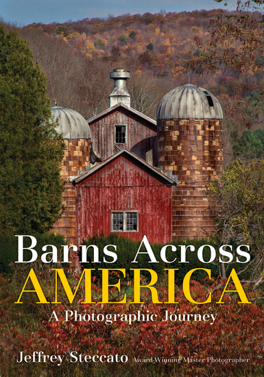 Barns Across America - A Photographic Journey - cover