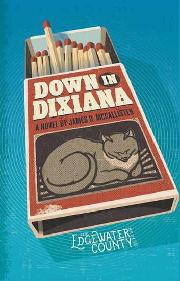 Down in Dixiana - cover
