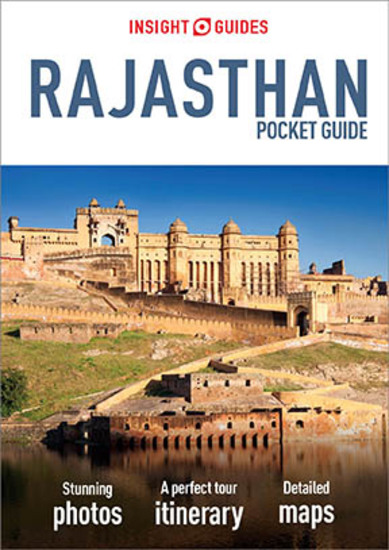 Insight Guides Pocket Rajasthan (Travel Guide eBook) - cover