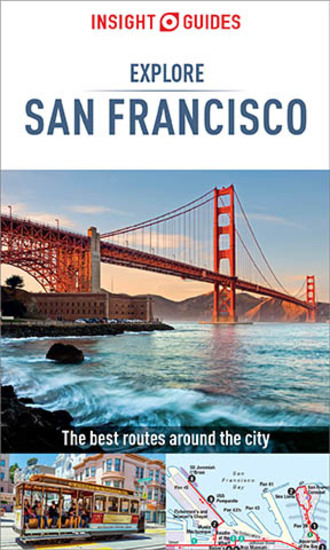 Insight Guides Explore San Francisco (Travel Guide eBook) - cover