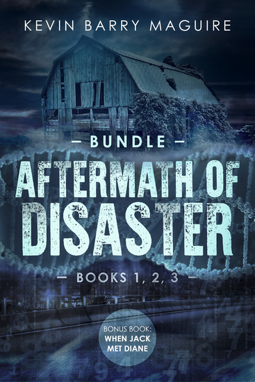 Aftermath of Disaster - Books 1 2 3 Bundle - cover