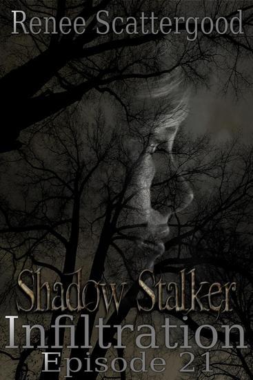Shadow Stalker: Infiltration (Episode 21) - Shadow Stalker Part 4 #3 - cover