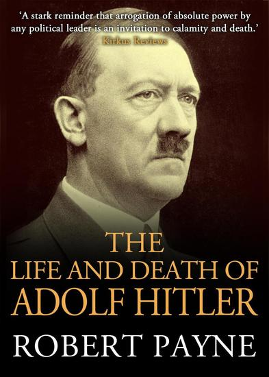The Life and Death of Adolf Hitler - cover