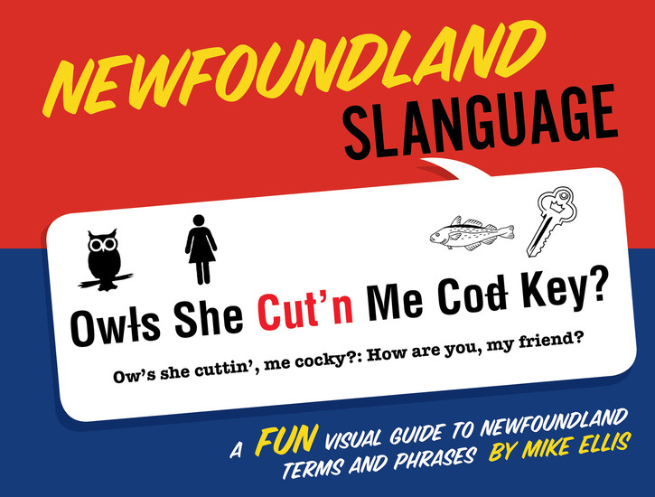 Newfoundland Slanguage - cover