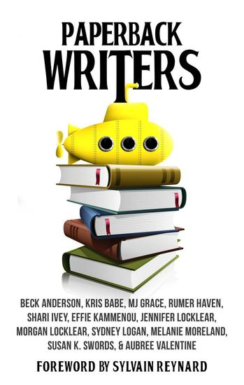 Paperback Writers - cover