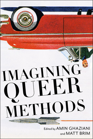 Imagining Queer Methods - cover