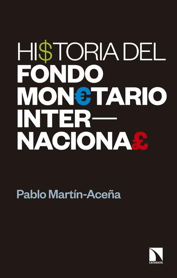 Historia del Fondo Monetario Internacional - cover
