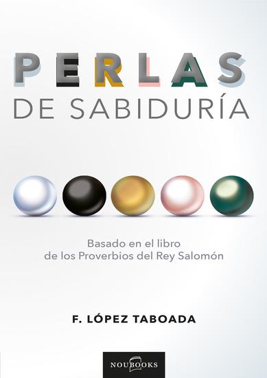 Perlas de sabiduría - Basado en el Libro de los Proverbios del Rey Salomón - cover