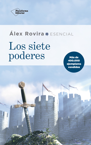 Los siete poderes - cover