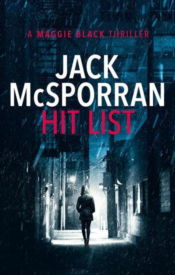 Hit List - Maggie Black #2 - cover