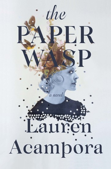 The Paper Wasp - cover