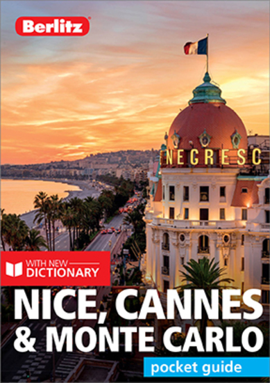 Berlitz Pocket Guide Nice Cannes & Monte Carlo (Travel Guide eBook) - cover