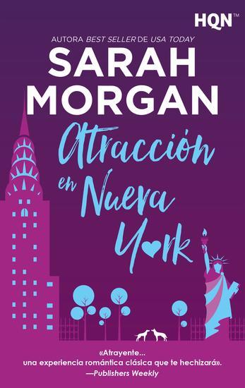 Atracción en Nueva York - cover